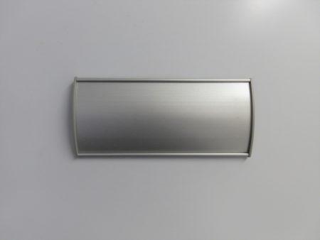 VSC100-8.5L Large Office Nameplate Sign - Blank
