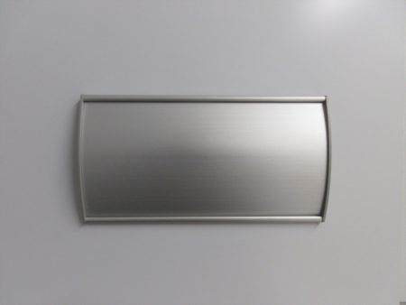 VSC150-11L Office Wall Sign - Blank