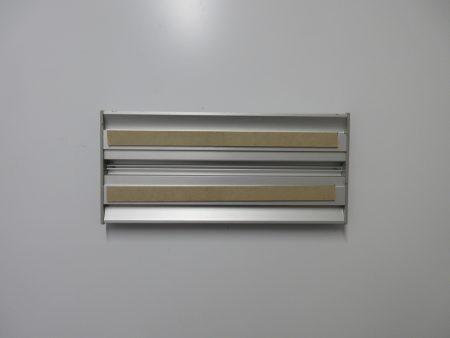 VSC100-8.5L Large Office nameplate sign Tape Mount
