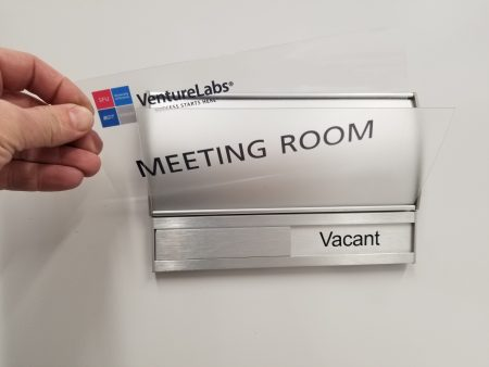 Office Nameplate Template Archives VS Signage Systems - Office name plate template