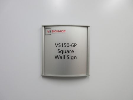 Wall Sign Holders