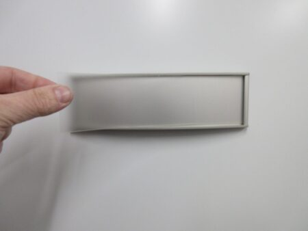 VS8.5-2.25P Clear Lexan Replacement Cover Only 2