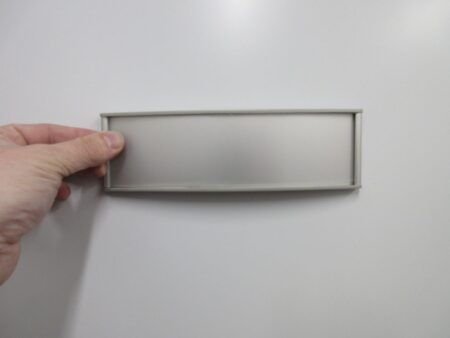 VS8.5-2.25P Clear Lexan Replacement Cover Only 3