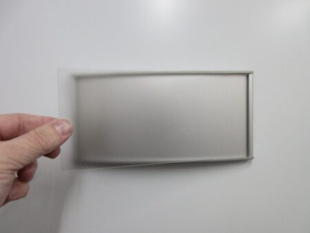VS8.5-4P Clear Lexan Replacement Cover Only 2