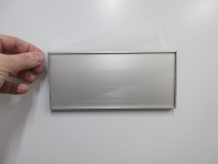 VSF100-8.5L Clear Lexan Replacement Cover Only 1