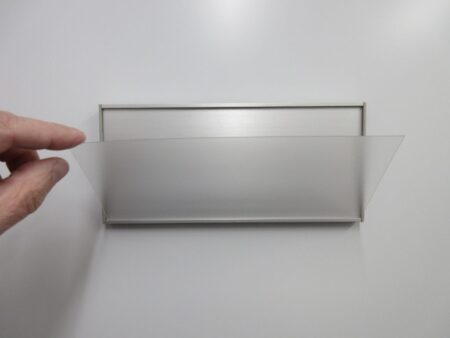 VSF100-8.5L Clear Lexan Replacement Cover Only 2